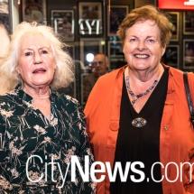 Kaethe Jordan and Ann Gould