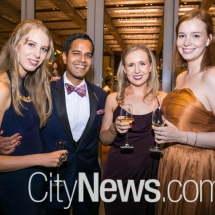 Manon Gahan, Rahul Bedi, Lizzie Nicholls and Madeleine Harrington_