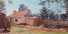 """Rebecca Acharya's  """"Mugga-Mugga Cottage."""