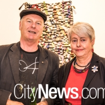 Neil Doody and Amanda Biggs