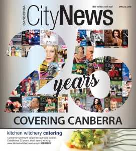25 years of 'CityNews' / Thanks for the kind thoughts