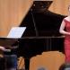 Soprano Laetitia Grimaldi and pianist Ammiel Bushakevitz. Photo by PETER HISLOP