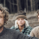 """Simon Baker as Sando with, from left, Ben Spence (Loony) and Samson Coulter (Pikelet) in """"Breath""""."""