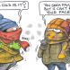 Brrr Cold