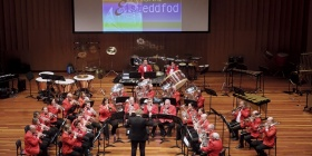 Canberra Brass, National Eisteddfod 2018, Photos by Peter Hislop.