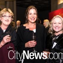 Lorraine Hollis, Lisiane Barac-MacLeod and Megan Bunfield
