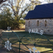 St Paul's at Burra… stood in quiet service to its community for 150 years, its distinctive blue-pink granite hewn from nearby paddocks in early 1868.