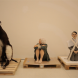 "A still from ""Maurizio Cattelan: Be Right Back""… Weaving's ""not-to-be-missed"" film about about the art market."