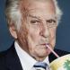 "Harold David's image ""The HonourableBobHawkesavouring a strawberry milkshake"""