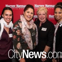 Emma Whitney, Corinne Read, Suzie Schofer and Jenni Lee