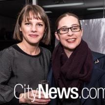 Gemma Cromwell and Anna Snigg