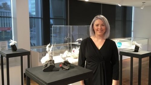 Arts / Striking ceramics exhibition focuses on insects