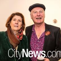 Julie Bradley and Neil Doody