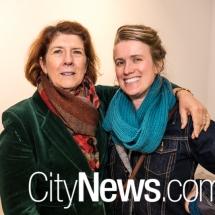 Julie and Jacqueline Bradley