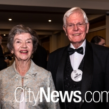 June Garfit and Tim Johnstone