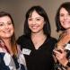 Kelly Sheehan, Leonie Gorman and Alicia Shepard