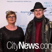 Linda Reynolds and Michael Langridge