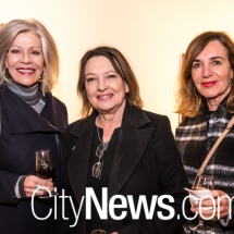 Louise Barton, Maree Van Arkel and Annelies Roughton
