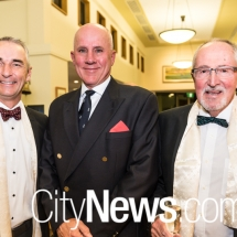 Michael Archinal, Robert Morrison and Bob Samarcq