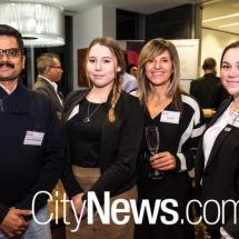 Nataraj Chandrasekaran, Terra Turtle, Josie Webb and Sam Toomey
