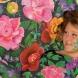 Sally Greenaway portrait, artist Anne Hind