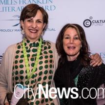 Suzy Wilson and Karen Williams