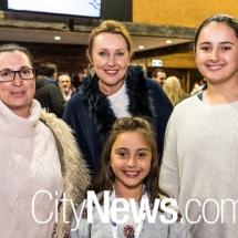Anna Kovacs, Louise Mcdonald, Annika Basson and Maya Basson