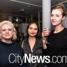 Cat Freeman, Kristina Neumann and Nyx Mathews
