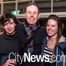 Chelsea Hopper, Shaune Lakin and Jo Carvolth