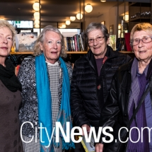 Deborah Taylor, Beverley Aitkin, Anne Stevens and Jan Aitkin