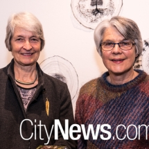 Judy West and Wendy Dodd