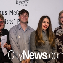 Marilyn Grey, Gus McGrath, Patricia Piccinini and Denise Ferris