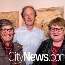 Sybilla Kovacs, Bluey and Deborah Faeyreglenn
