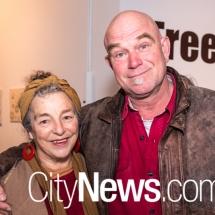Tess Horwitz and Tony Steel