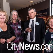 Annie Murphy, Eileen Moriarty, Martin Pye and Leanne Albrecht