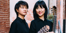 The New-York based Beijing Guitar Duo.