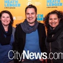 Clarissa Thorpe, Tim Brunero and Laura Tchilinguirian