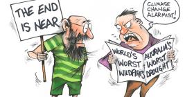 Climate Alarmist
