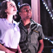 "The mesmerising Tegan Braithwaite and impressiver Rohan Pillutia in ""Dogfight""."