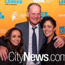 Jacqui Ockwell, Tim Shaw and Sophie Benassi