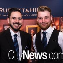 John Murphy and Nic Gillies