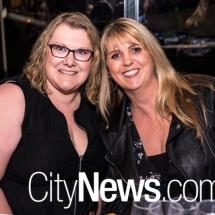 Julie Donda and Fiona Mildner