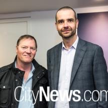 Kelvyn Crowe and Nicholaas Cilliers