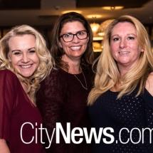 Rachelle Cridland, Adele Sands and Kelly O'Halloran
