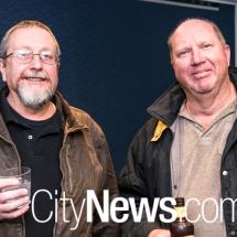 Ray Schroer and Peter Nocak
