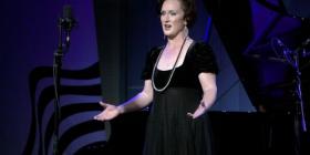 Soprano Sarahlouise Owens...  in fine voice.