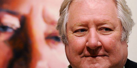 Actor John Wood, coming to forum.