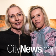 Catherine McGregor and Kate Taylor