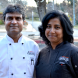 """Daana owners Sanjay and Sunita Kumar… """"It's really about giving back to the community and this is our small way of giving back."""" Photo by Danielle Nohra"""