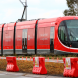 Canberra tram... sounds like?